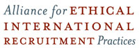 alliance for ethical international recruitment practices logo